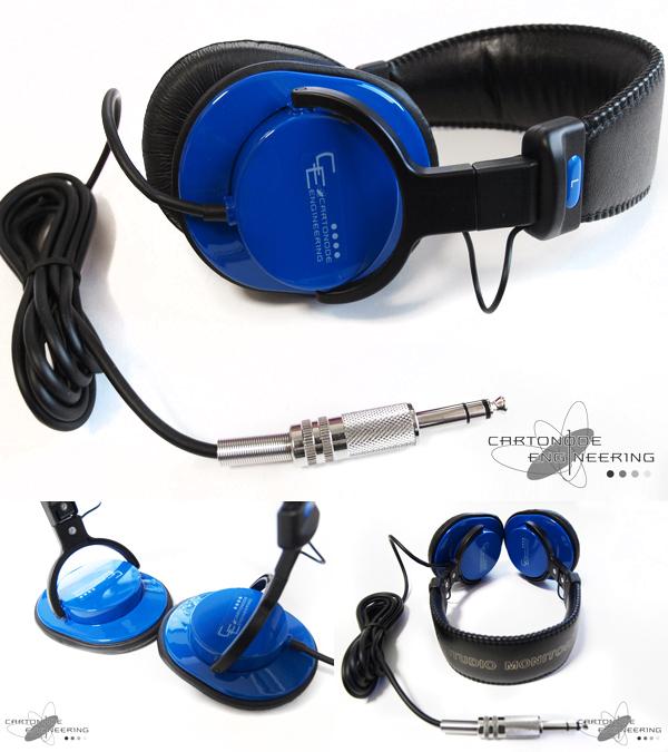 "MDR-CD900ST-CETDNT-ブルー""palmcrab"""