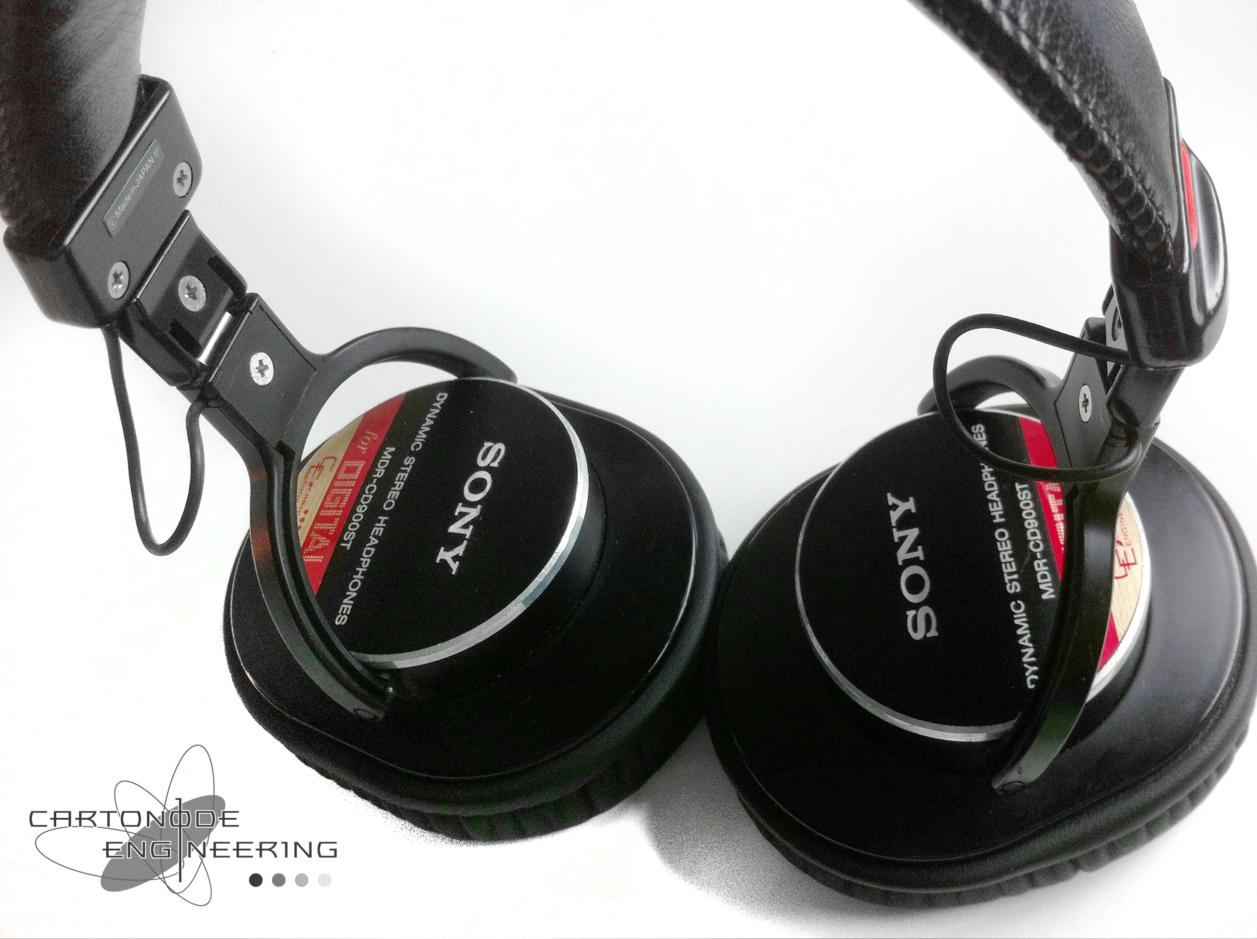<MDR-CD900ST> ★4芯脱着加工