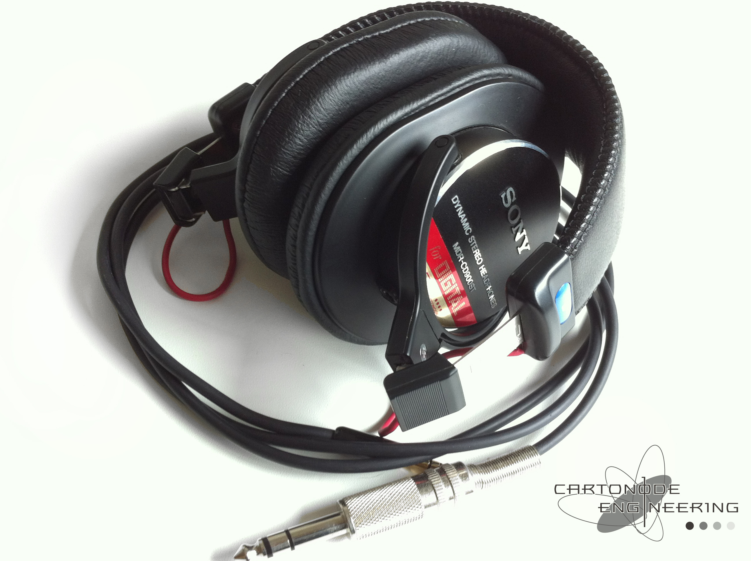 <MDR-CD900ST> ★脱着加工/渡り線被覆