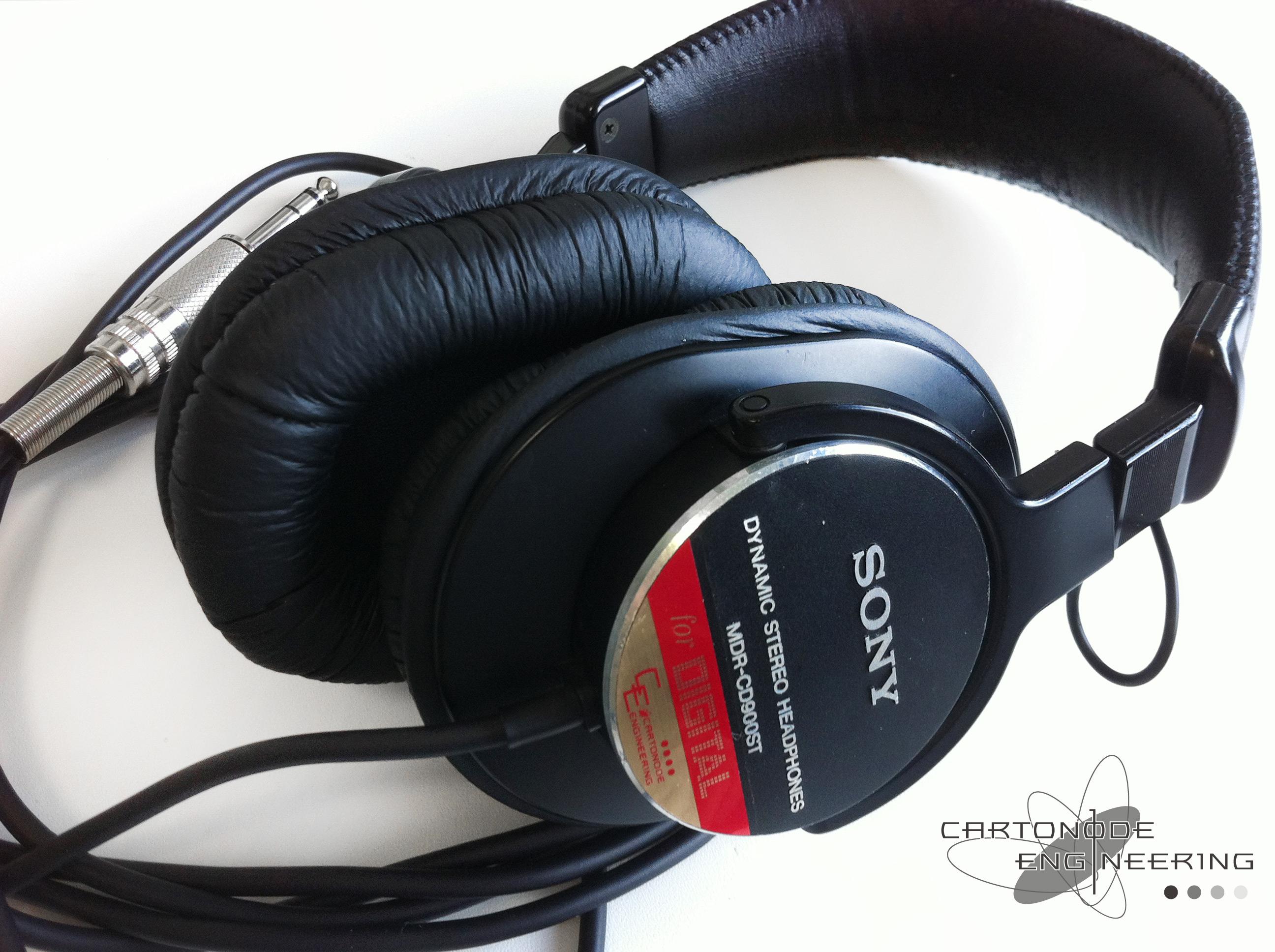 CE-MDR-CD900STリケーブルリフレッシュ