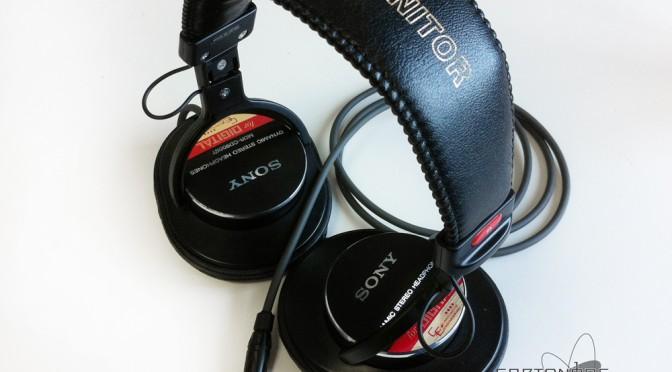 <MDR-CD900ST>脱着加工