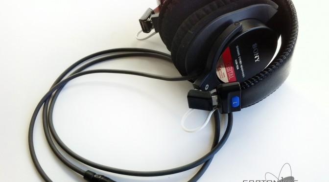 MDR7506リケーブル渡線交換