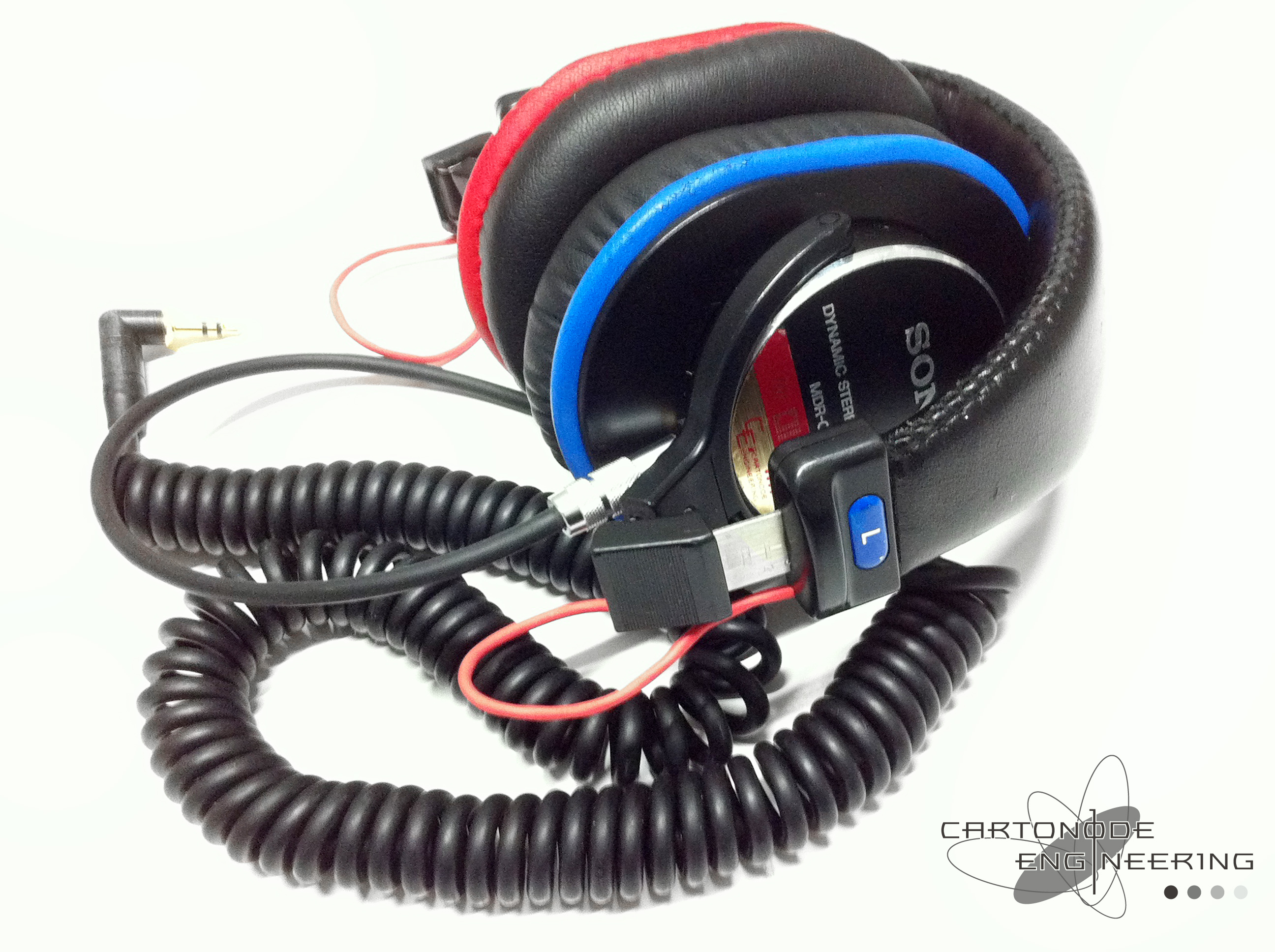 mdr-cd900st脱着渡り線保護