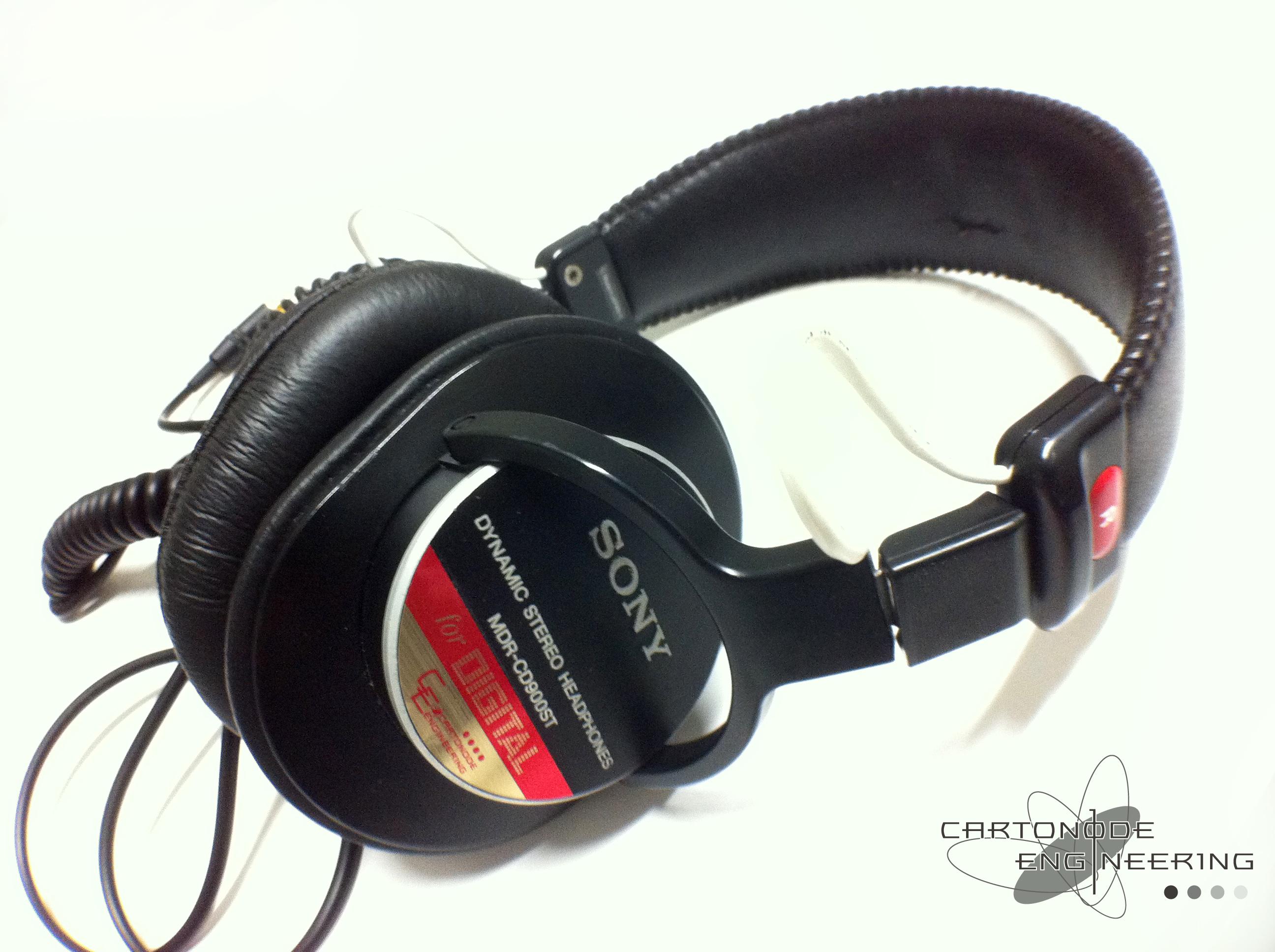 MDR-CD900STCEMOD-渡り線