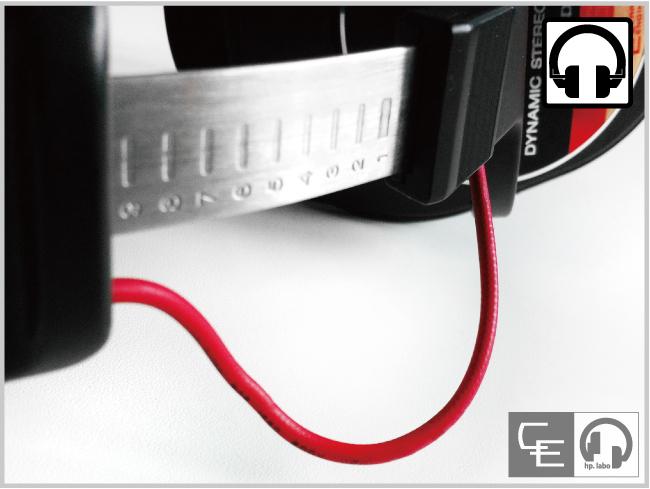 MDR-CD900ST渡り線交換保護加工